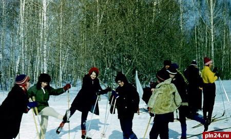 лыжная база сосенка в корытово фото весной природе это